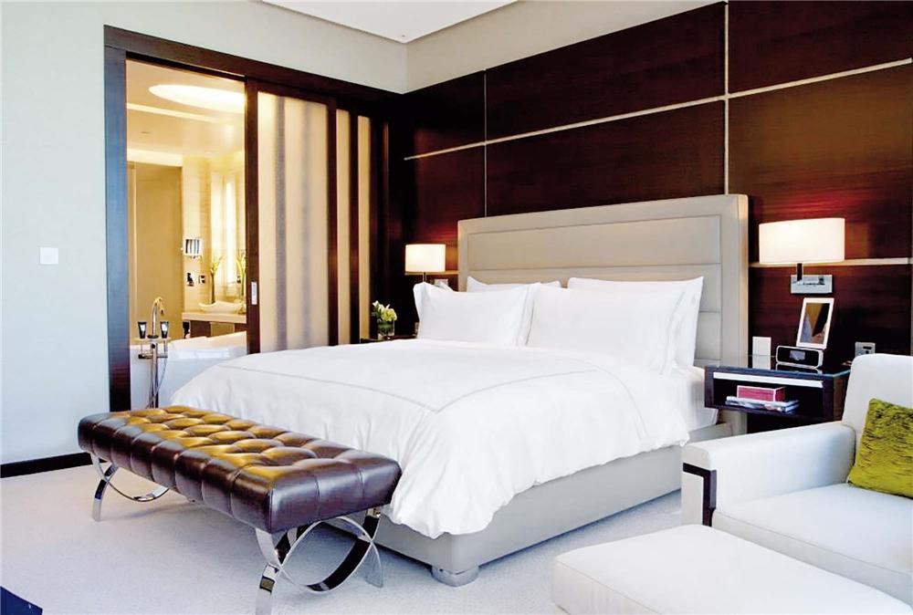 Rosewood Abu Dhabi Doppelzimmer