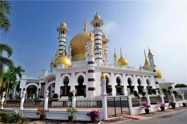 suedostasien - Malaysia Kuala Kangsar Moschee