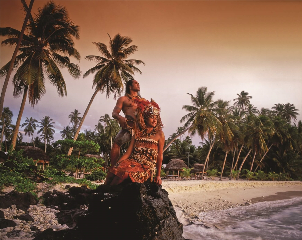 Coral Route Südsee Weltreise Samoa