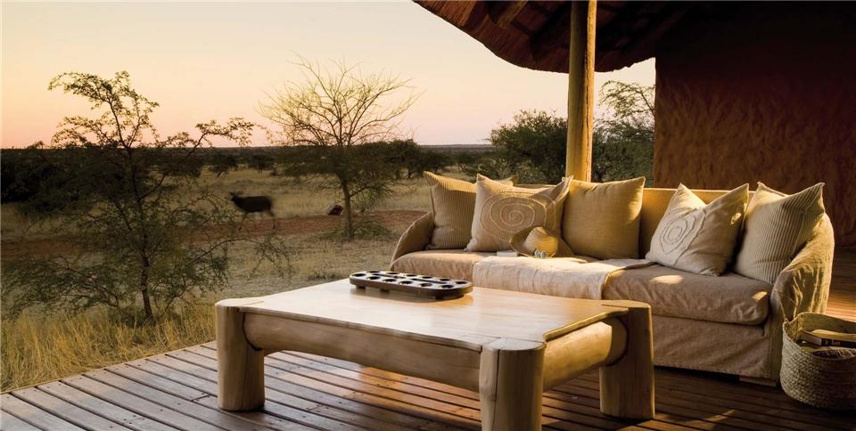 Suedafrika Deluxe Lodge Leopard Hills